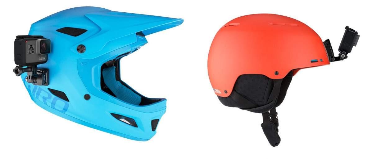 mount helm gopro