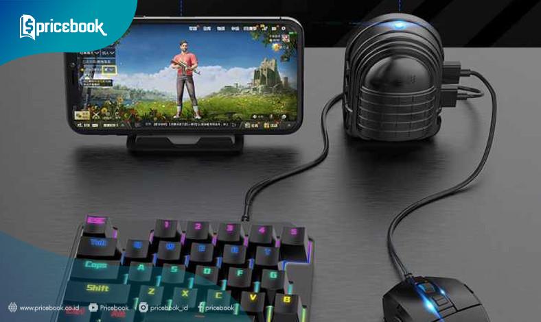 Cara Menyambungkan Tablet ke Keyboard dan Mouse Universal