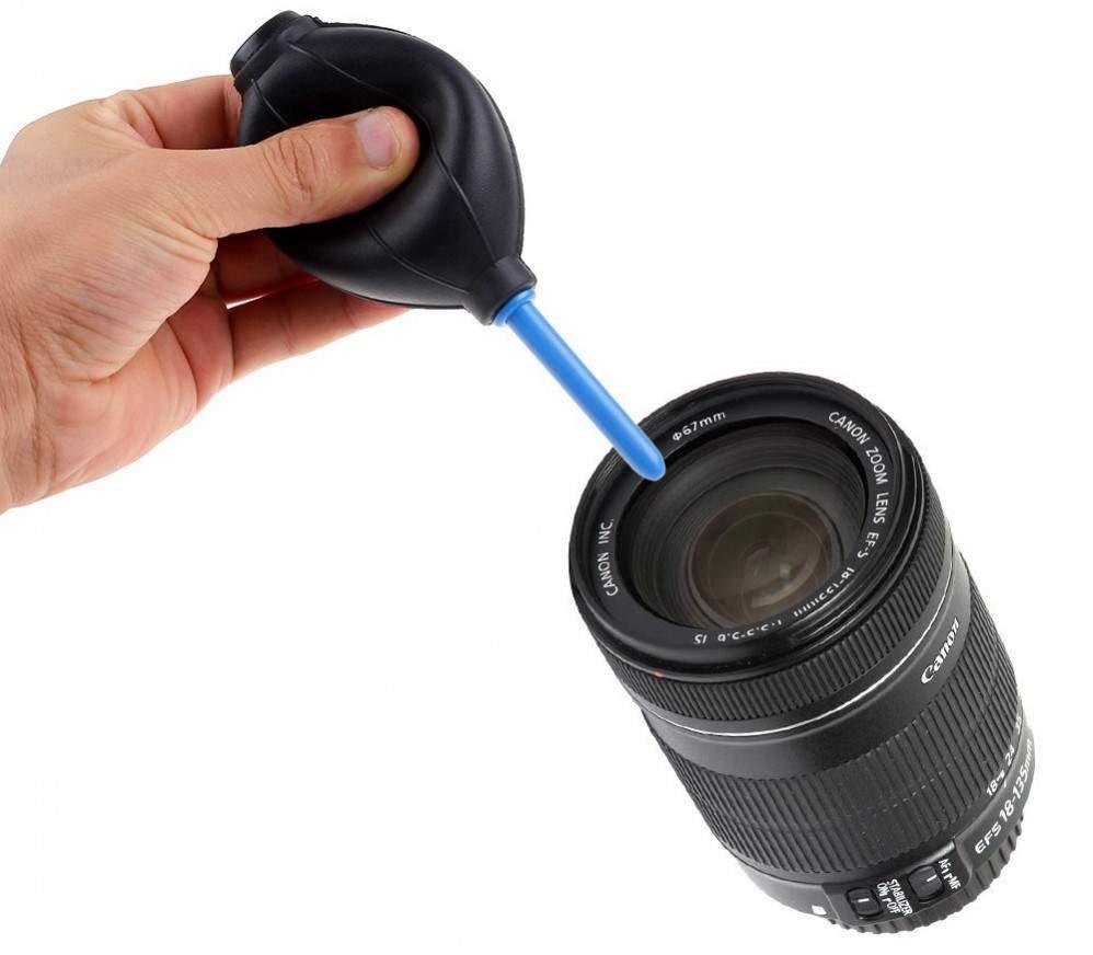 lens blower