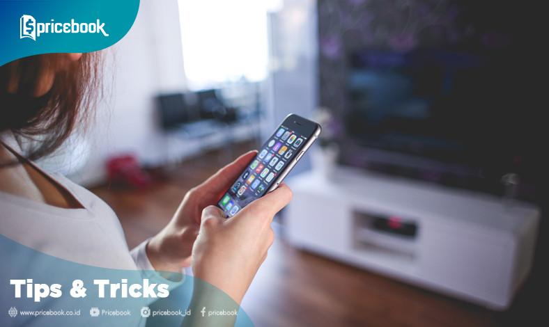 cara menyambungkan iPhone ke tv