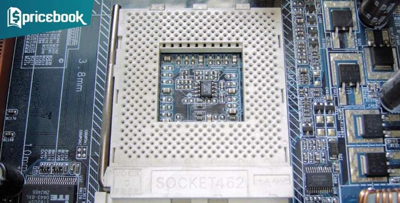 socket motherboard