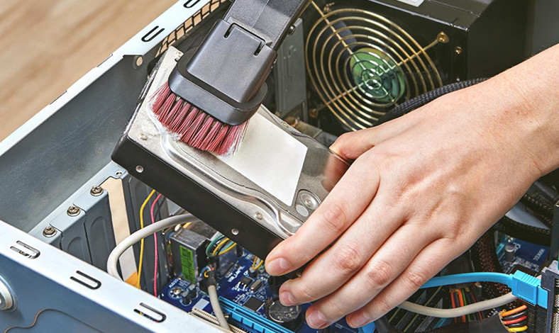 cara mengatasi harddisk panas