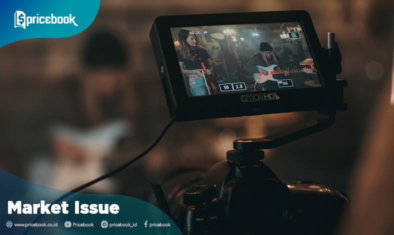 kamera youtuber indonesia