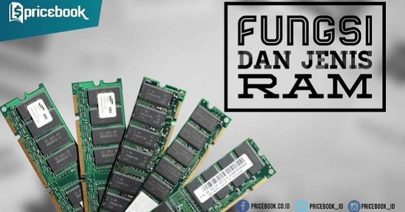 Jenis Jenis RAM dan Fungsi RAM