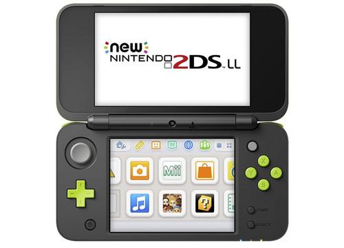 Nintendo 2DS LL