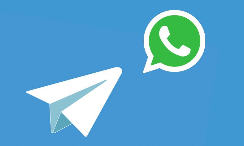 cara menggunakan stiker telegram di WA