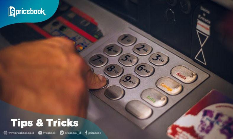 Cara mengatasi kartu ATM disabled