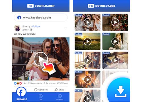 Video Downloader for Facebook - HD Video Saver