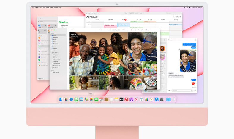 iMac Baru Resmi Debut, Dibekali Chip M1 dengan 7 Warna Stylish-2