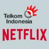 Telkom Jalin Kemitraan dengan Netflix, Kapasitas Jaringan Ditingkatkan