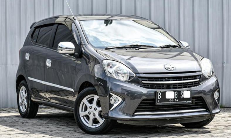 Toyota Agya 2016