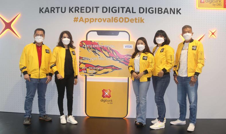 kartu kredit digital pertama di indonesia