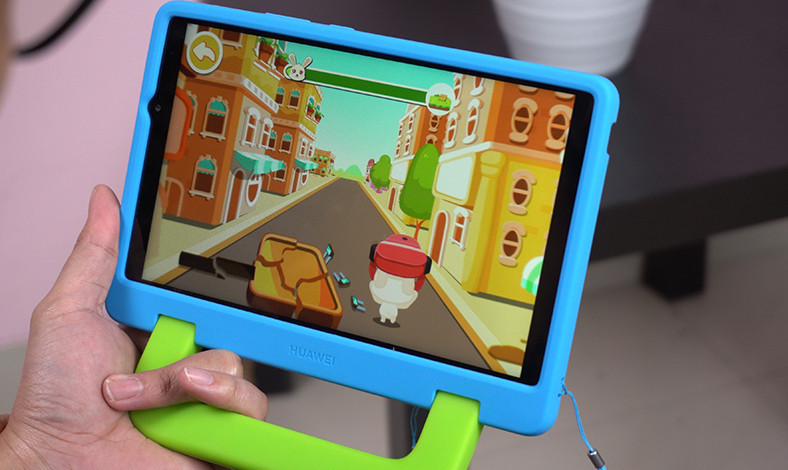 review Huawei MatePad T8 Kids Edition