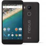 LG Nexus 5X RAM 2GB ROM 16GB