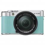Fujifilm X-A20 Kit 15-45mm