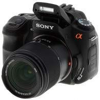 Sony A-mount DSLR-A200W