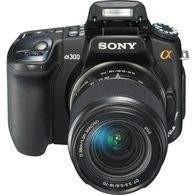 Sony A-mount DSLR-A300X