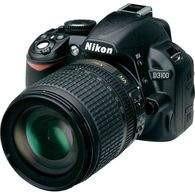 Nikon D3100 Kit 18-105mm