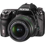 Pentax K-50 Kit 15-135mm