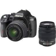 Pentax K-500 Kit 18-55mm + 50-200mm