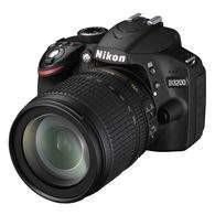 Nikon D3200 Kit 18-105mm