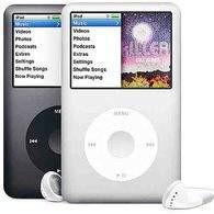 Apple iPod Classic 160GB (4th Gen)