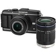 Olympus PEN E-P3 Kit 14-42mm + 40-150mm