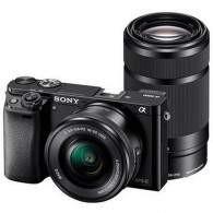 Sony Alpha A6000 Kit 16-50mm + 55-210mm