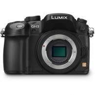 Panasonic Lumix DMC-GH3 Body