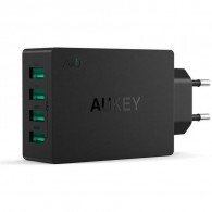 AUKEY Wall Charger 4 Port