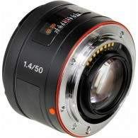 Sony 50mm f / 1.4