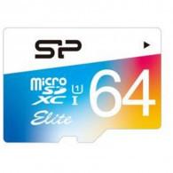 Silicon Power Elite microSDHC 64GB