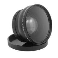 ZOMEI 0.45X Super Wide Angle Fisheye with Macro 58mm