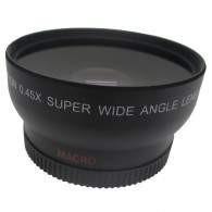 ZOMEI 0.45X Super Wide Angle Fisheye with Macro 52mm