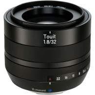 ZEISS Touit 32mm f / 1.8mm X-mount