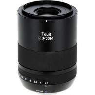 ZEISS Touit macro 50mm f / 2.8mm X-mount