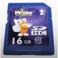 W-Stor SDHC Class 10 16GB