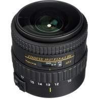 Tokina AT-X 107 DX FISHEYE AF 10-17mm f / 3.5-4.5