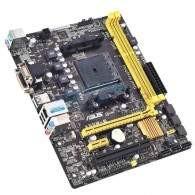 ASUS A58M-E Socket FM2 Plus