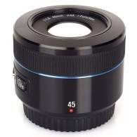 Samsung NX 45mm f / 1.8