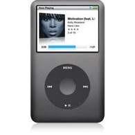 Apple iPod Classic 160GB (7th Gen)