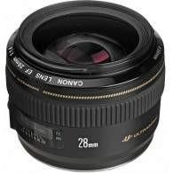 Canon EF 28mm f / 1.8 USM