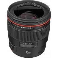 Canon EF 35mm f / 1.4 L USM