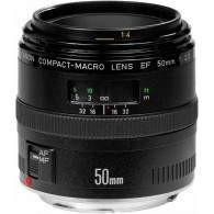 Canon EF 50mm f / 2.5 Macro