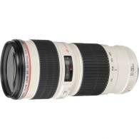 Canon EF 70-200mm f / 4.0 L USM