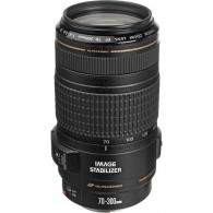 Canon EF 70-300mm f / 4-5.6 IS USM