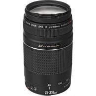 Canon EF 75-300mm f / 4-5.6 III USM
