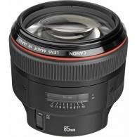 Canon EF 85mm f / 1.2 L ll USM