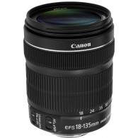 Canon EF-S 18-135mm f / 3.5-5.6 IS USM