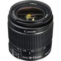 Canon EF-S 18-55mm f / 3.5-5.6 IS II